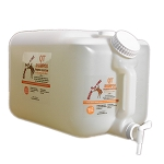 QT™ Gold Shampoo Foaming Solution 5 Gallon